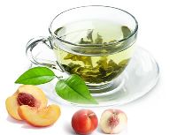 200 Grams Peach Flavor Green Tea