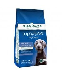 2kg Arden Grange Large Breed Fresh Chicken Rice Puppy Food
