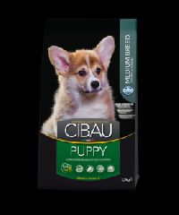 Cibau Puppy Medium Dog Food 2.5kg
