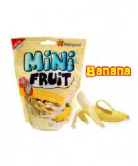 Mini Fruit Banana-dog Chews 130 Gms