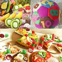 Fabric Handicraft Products