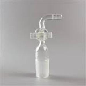 CONE  ADAPTER WITH GLASS STOPCOCK  NARAYANI
