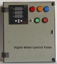 Digital Motor Control Panel