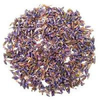 Lavender Flowers Herbal Tea