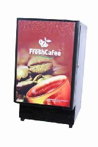 3 Option Coffee Vending Machine