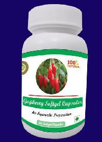 Ginger Softgel Capsule
