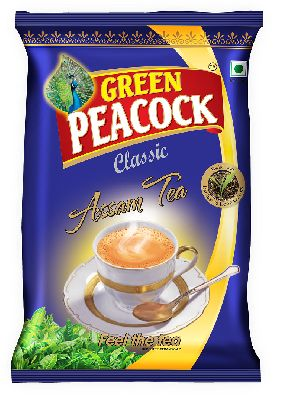 Green Peacock Classic Assam Tea