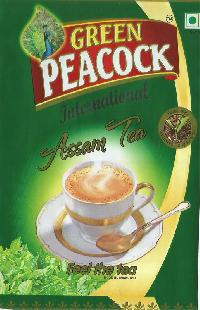 Green Peacock International Assam Tea