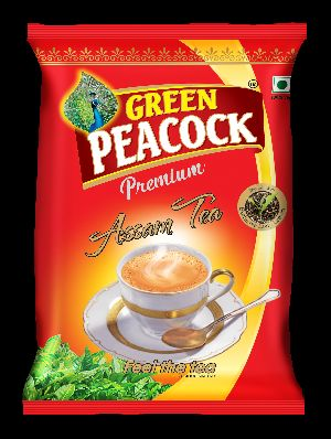 Green Peacock Premium Assam Tea