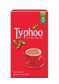 Typhoo Classic Assam Tea Bags