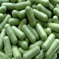 Green Coffee 50% Cga Capsules 60's