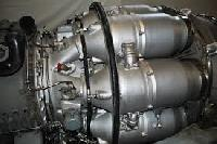Canberra Avon Aircraft Engine