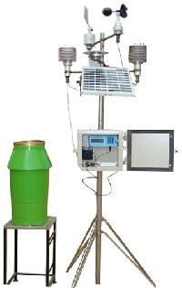 Automatic Wheather Monitoring System