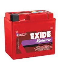 Exide 2 Wheeler Battery