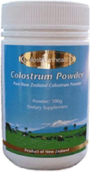 Colostrum Health Pure New Zealand Colostrum Powder (100g)