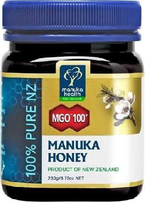 Manuka Health MGO100+ New Zealand Manuka Honey (250g)
