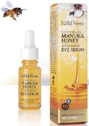 Wild Ferns Manuka Honey 80+ Active Repair Eye Serum