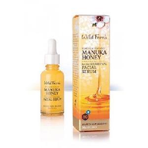 Wild Ferns Manuka Honey 80+ Facial Radiance Renewal Serum (30ml)