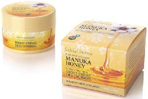 Wild Ferns Manuka Honey 80+ Ultra Enriching Night Creme (Normal to Dry) (100g)