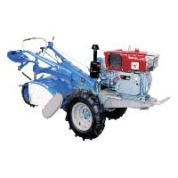 Power Tiller Engine 18 Hp Water Cooled Radiator Type Double Ball Bearing Df