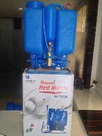 Masand Red Mirchi Hi-tech Knapsack Sprayer