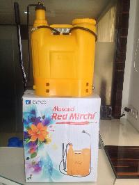 Masand Red Mirchi Knapsack Sprayer
