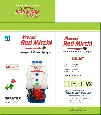 Red Mirchi MS 207 Power Sprayer
