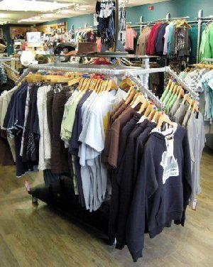 Garment Display Hanger Stands