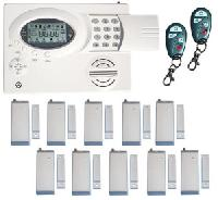 Wireless Home Alarms System