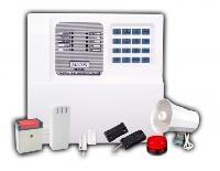 Wired Intruder Alarm System
