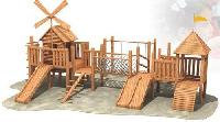 Multiplay Wooden House