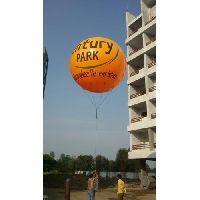 Sky Advertising Balloon