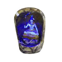 Lord Shiva Frp Indoor Fountain