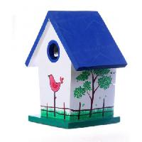 Antique Bird Houses