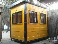 Security Frp Portable Cabin