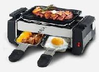Portable Nonstick Electric Barbecue Grill