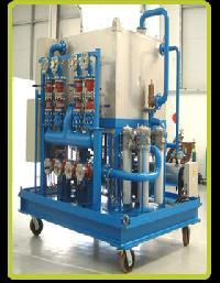 Flushing Oil System