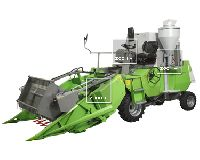 Experimental Plot Combine Harvester