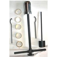 Soil Core Sampler Steel Rings