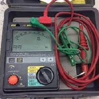 High Voltage Resistance Meter