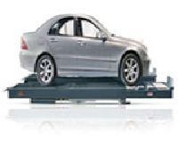 Wheel Alignments Scissor Lift