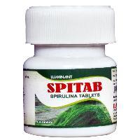 Luminant Spitab Spirulina Tablets