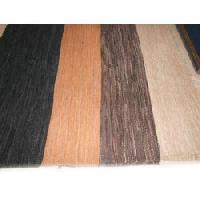 Multi Colour Leather Durries
