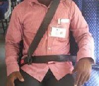 Bus Seat Belt