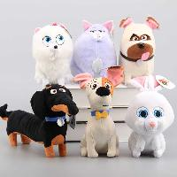 Plush Pet Toys