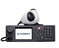 Cassidian TGR990 TETRA mobile radio