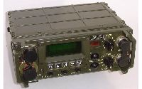 Configurable Vhf Frequency Hopping Tactical Radio