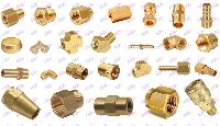 brass fittings parts
