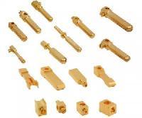 Brass Electrical 16 Amp Plug Top Pin