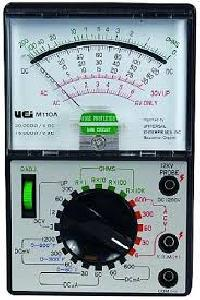 Analog Testing Multimeter